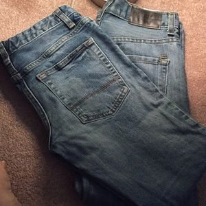Other - 2 pair of boys size 10 1 Levi, 1 Cat & Jack.